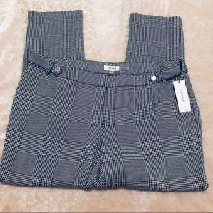 Calvin Klein Pants - Calvin Klein houndstooth pants